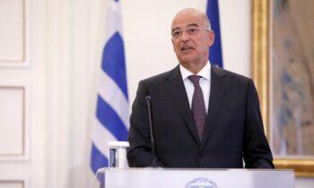 Ο Δένδιας τσάκισε την Τουρκία στην Ε.Ε: «Νεοθωμανικό φάντασμα» που απειλεί την Ελλάδα»