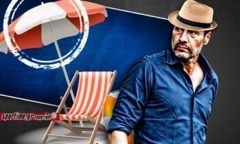 Εθνική Ελλάδας: Ο Φαν'τ Σχιπ βασίζεται στη διπλωματία - Στην Αθήνα έρχεται για γκολφ και ηλιοθεραπεία