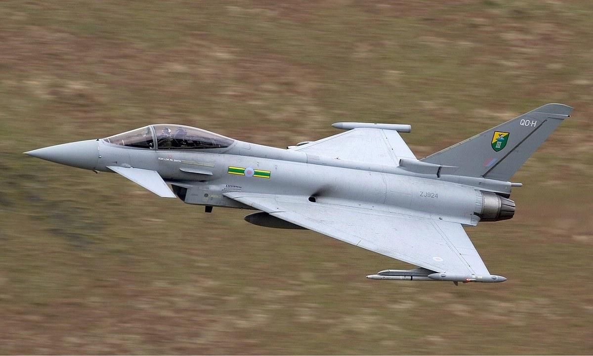 Ελληνοτουρκικά: Τι συμβαίνει με τα μαχητικά Eurofighter Typhoon και την Ελλάδα;