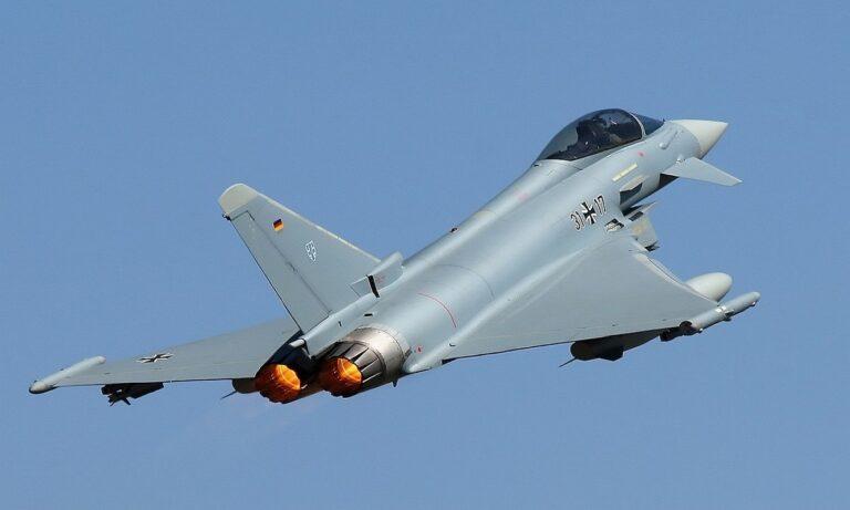 Ελληνοτουρκικά: Θέμα χρόνου η απόκτηση των Eurofighter Typhoon;