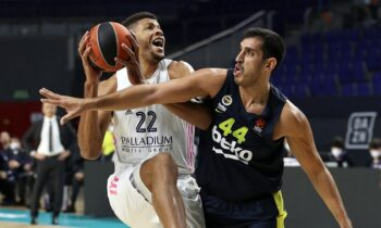 Η Euroleague συνεχίζεται με την πέμπτη αγωνιστική της, με τους αγώνες σε Μαδρίτη και Κωνσταντινούπολη να ξεχωρίζουν.