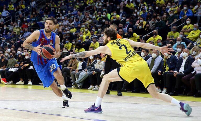 Euroleague 6η αγων.: Αήττητη η Μπαρτσελόνα, σταθερά στην οχτάδα ο Ολυμπιακός