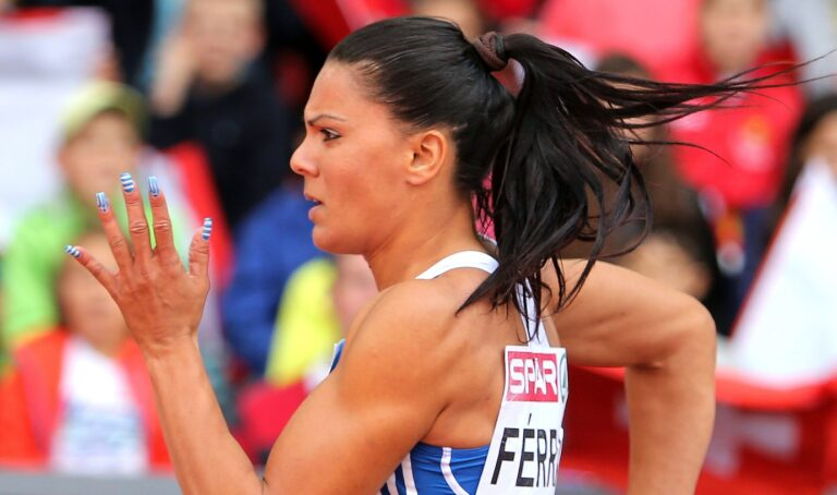 Η Ανδριάννα Φέρρα τρέχει στους Παγκόσμιους Αγώνες Εργασιακού Αθλητισμού