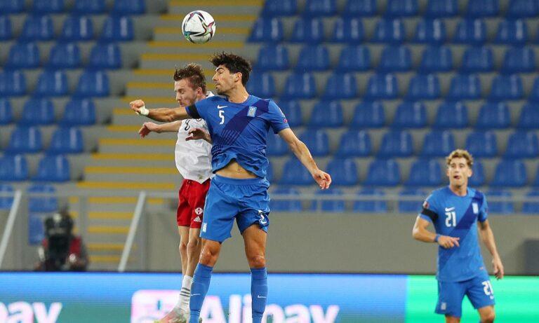 Γεωργία – Ελλάδα 0-2: Διπλό «χτύπημα »στο φινάλε και τώρα στη Σουηδία για  τελικό!