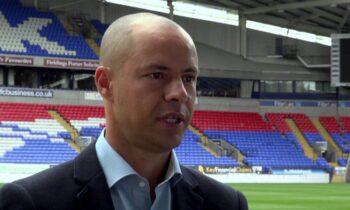 O Στέλιος Γιαννακόπουλος παραχώρησε συνέντευξη στην οποία αναφέρθηκε στο όνειρο του, την Μπόλτον και το Euro 2004.