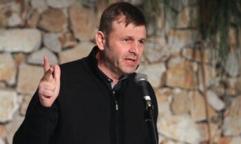 Απόστολος Γκλέτσος: Διαψεύδει την εμπλοκή του σε κύκλωμα κοκαΐνης