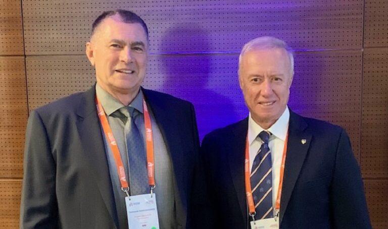 Ο Ντόμπρι Καραμαρίνοφ είναι και επίσημα ο νέος πρόεδρος της Ευρωπαϊκής Ομοσπονδίας Στίβου
