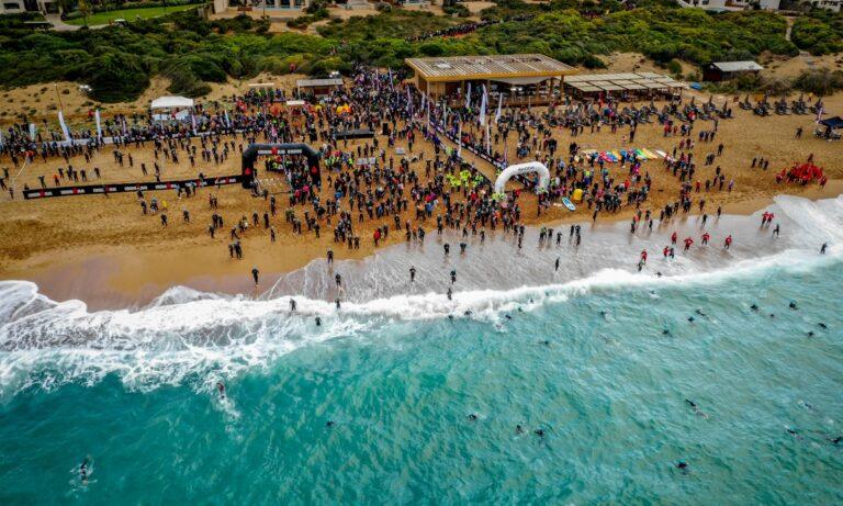 Ironman, το τρίαθλο υψηλών απαιτήσεων επιστρέφει με τη συμμετοχή 1.300 αθλητών