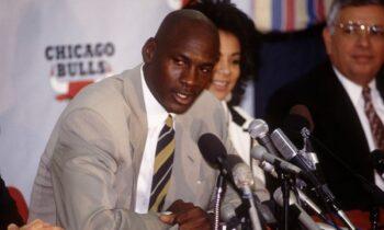 Σαν Σήμερα στις 6 Οκτωβρίου του 1993, ο Μάικλ Τζόρνταν ανακοίνωσε για πρώτη φορά πως αποσύρεται από την ενεργό δράση.