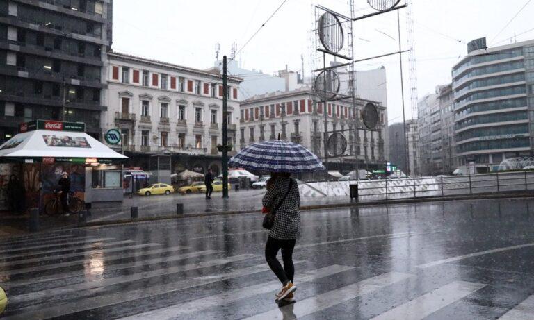 Καιρός – 28η Οκτωβρίου: Βροχές και τσουχτερό κρύο – Η πρόγνωση για το πενθήμερο