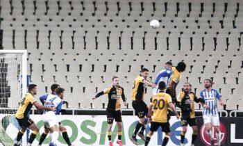 ΑΕΚ - Ατρόμητος: Οι δύο ομάδες θέλουν να επιστρέψουν με τον καλύτερο δυνατό τρόπο μετά την διακοπή των Εθνικών ομάδων.