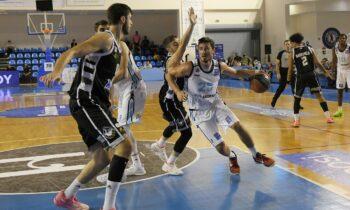 Ο Κολοσσός πέτυχε την πρώτη του νίκη στην Basket League μετά το 73-56 επί του Απόλλωνα Πάτρας και πήρε βαθιά ανάσα.