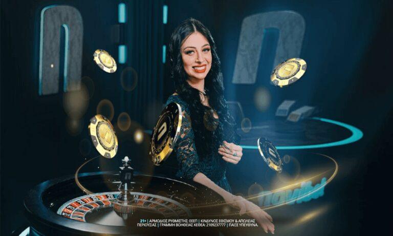 Αληθινή εμπειρία live καζίνο σε Ρουλέτα, Blackjack και Casino Hold'em