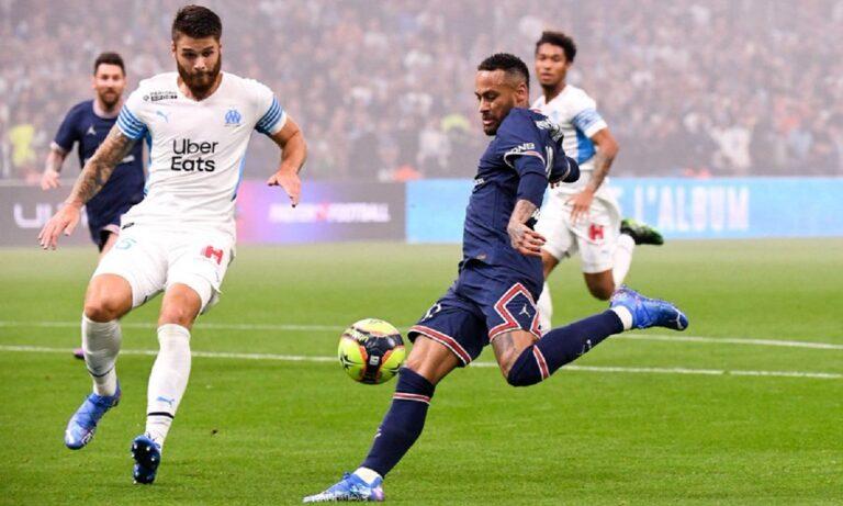 Μαρσέιγ – Παρί Σεν Ζερμέν 0-0: Μπλόκο στους Παριζιάνους