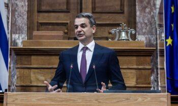 Η Ελλάδα αργοπεθαίνει και ο Κυριάκος Μητσοτάκης βλέπει ως μοναδική λύση για το δημογραφικό την «καλά οργανωμένη μετανάστευση»!