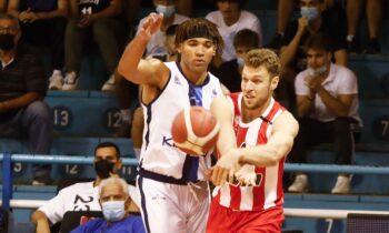 Με τρία παιχνίδια πέφτει η «αυλαία» της 4ης αγωνιστικής στην Basket League σήμερα Κυριακή (24/10).