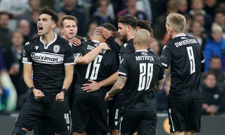 UEFA Ranking Ελλάδα: Στη 16η θέση με το διπλό του ΠΑΟΚ