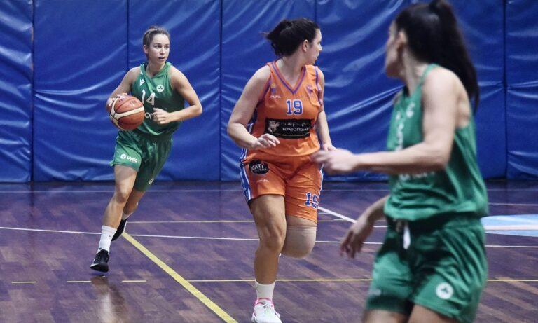 Μετά από20 χρόνιαοΠαναθηναϊκόςεπιστρέφει σε ευρωπαϊκή διοργάνωση με την αναμέτρησή του κόντρα στηνΠολκοβίτσεγια τοEurocup Γυναικών