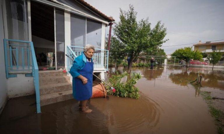 Ανευθυνότητα για το νέο εφιάλτη στην Εύβοια: Πλημμύρα ο λαός… μπάνια στα Χανιά ο πρωθυπουργός!