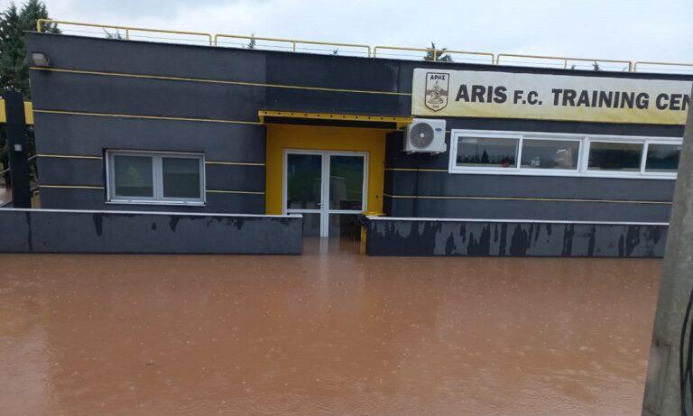 Άρης: Πλημμύρισε από την κακοκαιρία το Ρύσιο! – Η ζημιά ξεπερνάει τις 400.000 ευρώ! (pics)