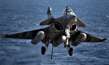 Rafale: Έρχονται τα γαλλικά μαχητικά κάθετης απογείωσης και προσγείωσης