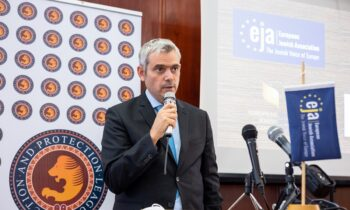 Ο βουλευτής της Νέας Δημοκρατίας κ. Κώστας Καραγκούνης συμμετείχε ως ομιλητής στο συνέδριο της Ευρωπαϊκής Εβραϊκής Ένωσης στις Βρυξέλλες.