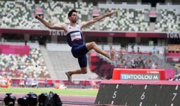 Ο Μίλτος Τεντόγλου είναι υποψήφιος για τον τίτλο του αθλητή της χρονιάς, όπως ανακοίνωσε η World Athletics στο διαγωνισμό που θα γίνει.