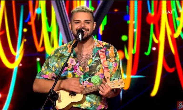 The Voice – «Τρελάθηκε» ο Ρουβάς με διαγωνιζόμενο: «Γιατί το κάνεις αυτό;» (vid)