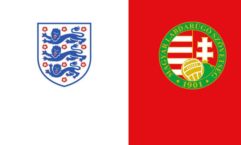 Αγγλία – Ουγγαρία 1-1 (ΤΕΛΙΚΟ)