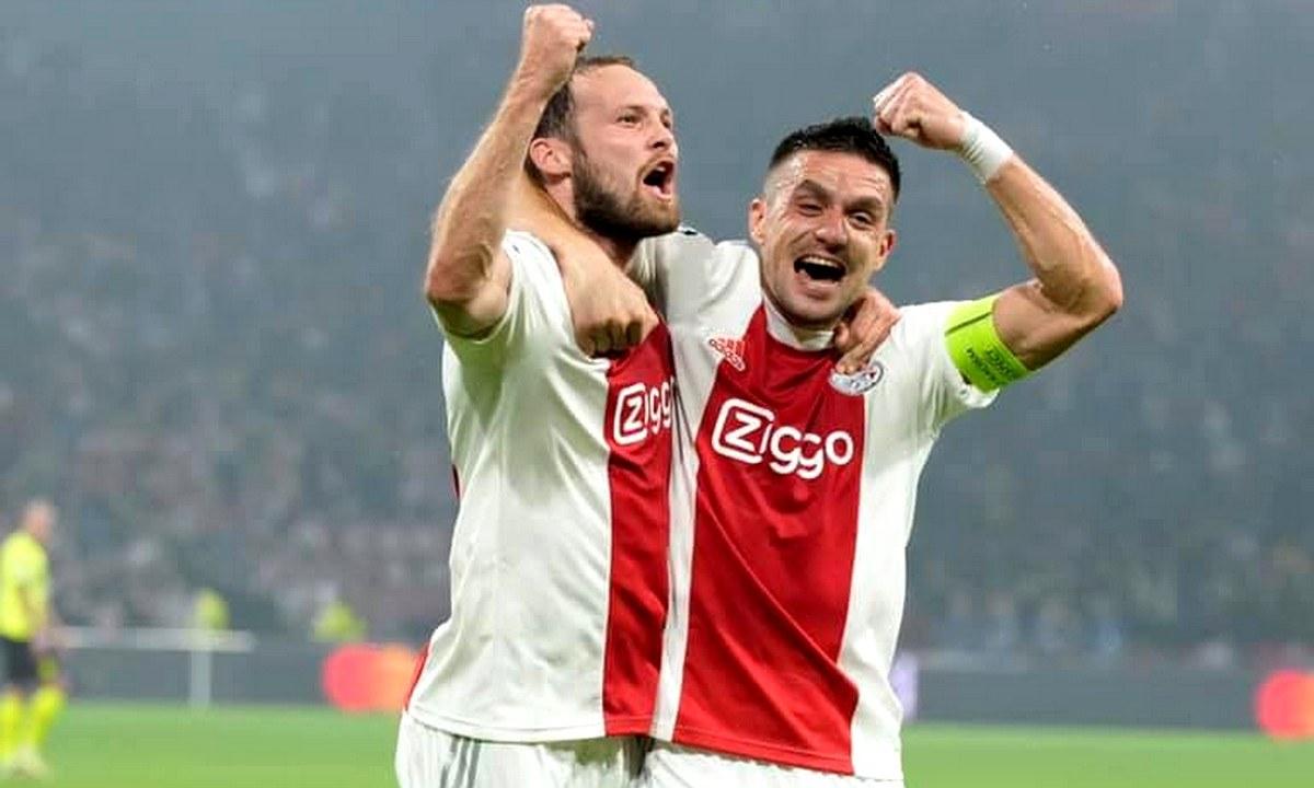 Champions League: Τα 35 γκολ της βραδιάς (vids)