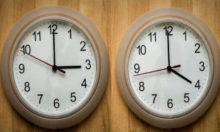 Αλλαγή ώρας 2021: Τι να προσέξουμε και αυτή τη φορά