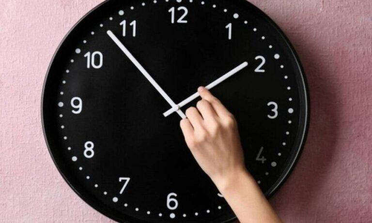 Αλλαγή ώρας 2021: Τι θα συμβεί τελικά αυτή την Κυριακή!