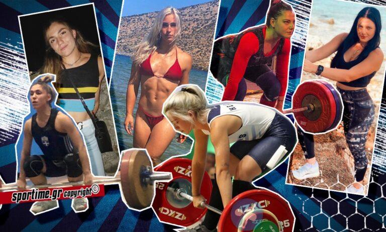 Aφιέρωμα του Sportime στην όμορφη άρση βαρών