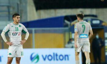 Απογοητευμένοι οι παίκτες του Γιοβάνοβιτς στο Αστέρας Τρίπολης - Παναθηναϊκός