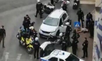 Χαμός στην Αθήνα: Καταδίωξη και πυροβολισμοί!
