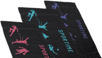 Αθλητική πετσέτα Sportime: