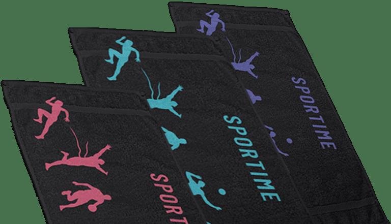 Αθλητική πετσέτα sportime: Και κάπως έτσι η άθληση αποκτάει ακόμα περισσότερο ενδιαφέρον.