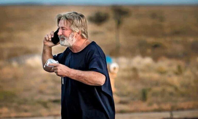Άλεκ Μπάλντγουιν: Η πρώτη αντίδρασή του μετά την τραγωδία με το όπλο