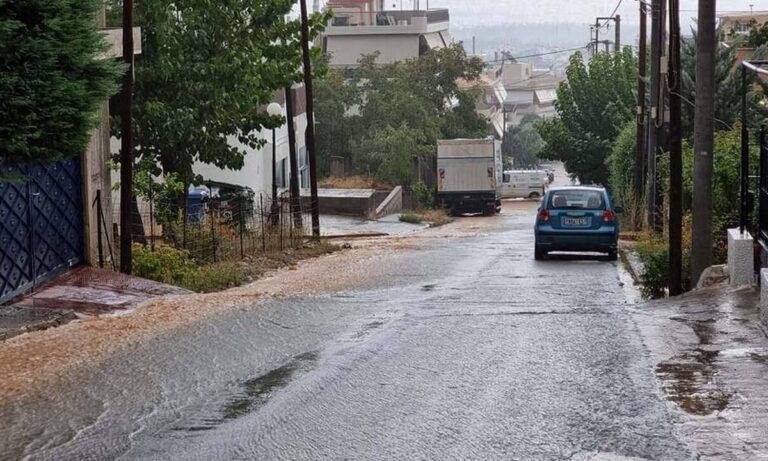 Κακοκαιρία Μπάλλος: Χαμός σε όλη την χώρα – Καταιγίδες και χαλάζι (videos)