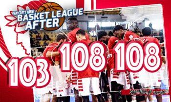 Η 3η αγωνιστική της Basket League άφησε μια ομάδα αήττητη και στην κορυφή ενώ είχε και πολλά άλλα ζητήματα.
