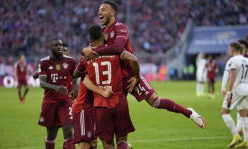 Όλα όσα συνέβησαν στα μεσημεριανά παιχνίδια του Σαββάτου στην Bundesliga.