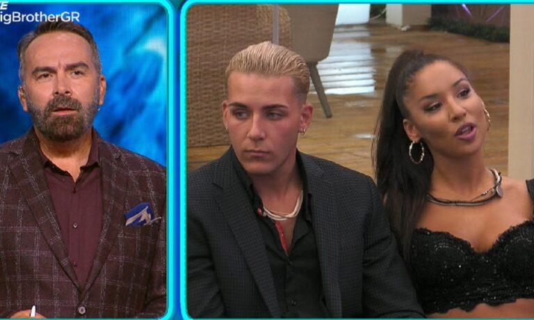 Big Brother: «Παγωτό» ο Γκουντάρας με την Ανχελίτα – Τον «κρέμασε» στον αέρα!