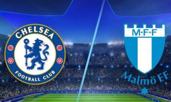 Το LIVE της αναμέτρησης Τσέλσι - Μάλμε για το Champions League