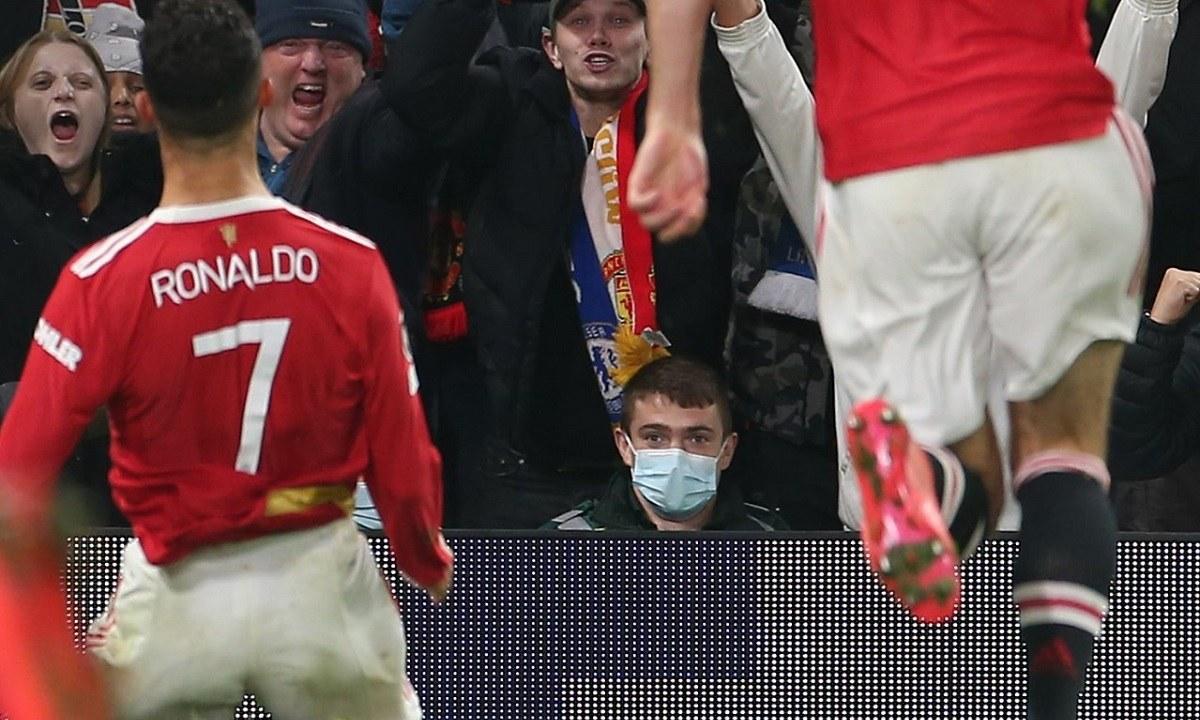 Champions League: Ανατροπή – όνειρο η Γιουνάιτεντ, «υποβρύχιο» για φίλημα