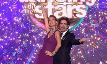 DWTS: Εντυπωσιακή η Βίκυ Καγιά στη πρεμιέρα του show! (vid)