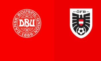 Δανία - Αυστρία LIVE: Παρακολουθήστε το ματς Δανία - Αυστρία για την προκριματική φάση του Παγκοσμίου Κυπέλλου.