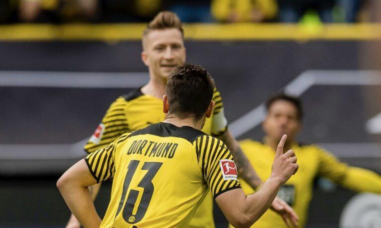 Bundesliga: Στο -1 από την Μπάγερν η Ντόρτμουντ – Έγραψε ιστορία ο Ρόις