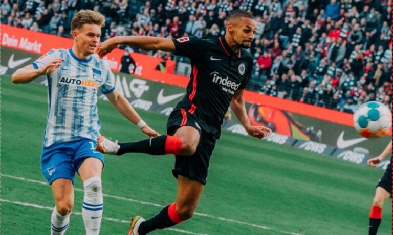 Ήττα για Άιντραχτ με 1-2 από τη Χέρτα πριν το ματς με τον Ολυμπιακό, επιστροφή Χάαλαντ και νίκη κορυφής για τη Ντόρτμουντ, 3-1 τη Μάιντς.