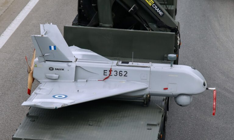 Ελληνοτουρκικά: Αυτό είναι το νέο ελληνικό drone (vid)