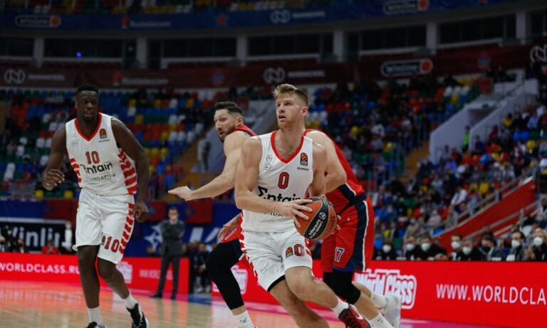 Euroleague: Βαθμολογία και αποτελέσματα- Παραμένει ψηλά ο Ολυμπιακός